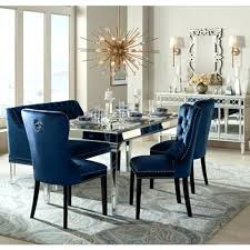 dining room table base mirrored dining room set the veronica mirrored dining table