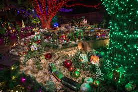 Zoo Lights Schedule by Houston Has Some Big Holiday Lights Attractions Houston Press