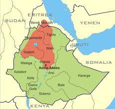 Eritrea Map What Ethiopian Eritrean U201cfriendship U201d Awate