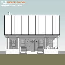 cottage style house plan 1 beds 1 00 baths 688 sq ft plan 556 3