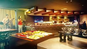 Buffet Around Me by Me Gusta Friday Fusion Brunch At Melia Doha Qatar Survival Guide