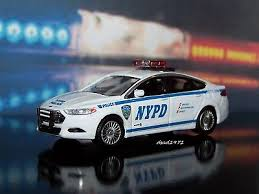 nypd ford fusion ford fusion nypd york city car 1 64 scale collectible