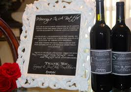 wine bottle wedding guest book chalkboard message in a bottle wedding sign