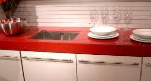 comptoir de cuisine quartz blanc et quartz