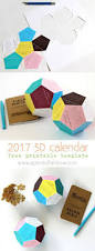 Modern Desk Calendar by 104 Best Diy Calendars And Memo Boards Images On Pinterest