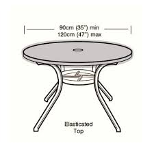 round picnic table covers for winter garden table covers covers to fit any garden table size