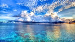 ocean sea shades tranquil blue wallpaper 1920x1080 ocean sea hd