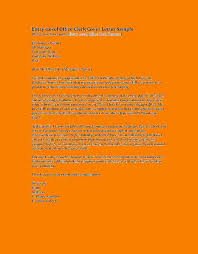 4 human services cover letter examples action words list