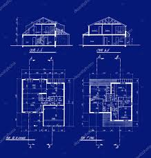 house blueprints house blueprints stock photo franckito 2540403