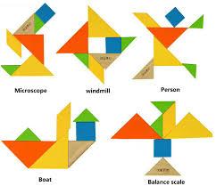tangram puzzle imagem relacionada math curriculum and maths
