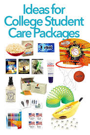 college care packages care package ideas for college students she wears many hats