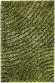 Modern Green Rugs by Mat Orange Tweed Green Rug From The Shag Rugs Collection At Modern