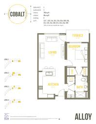 Newest Floor Plans by Alloy