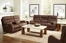Catnapper Power Reclining Sofa Catnapper Kelsey Power Headrest Power Lay Flat Reclining Sofa Set
