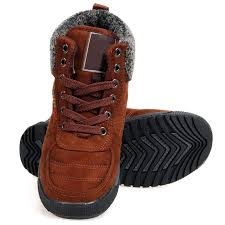 womens boots rubber sole warm fur winter boots 2017 waterproof rubber sole