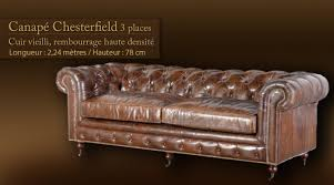 canap chesterfield cuir photos canapé chesterfield cuir marron