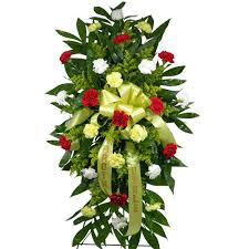 funeral ribbon flowers to wylie tx wylie flower shop real local florist since 1948