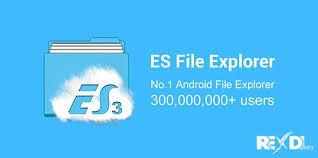 file manger apk es file explorer file manager 4 1 7 1 7 apk mod for android