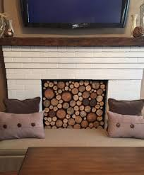 re purpose your un used fireplace