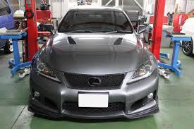 lexus is250 f sport front lip the wait is over lexus isf ccs r arrives in the usa live pics
