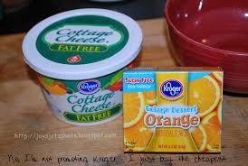 Jello Salad With Cottage Cheese And Mandarin Oranges by Joy U0027s Jots Shots U0026 Whatnots Zingy Orange Cottage Cheese Dessert