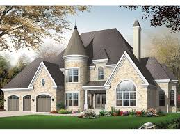turret house plans matilda manor luxury home plan 032d 0492 house plans and more
