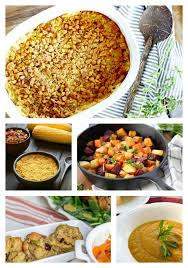 25 thanksgiving side dish soup and appetizer recipes fox hollow