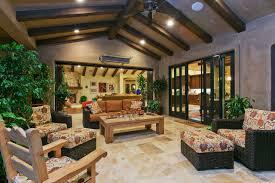 The Patio San Diego Del Sur Country House Veranda Room Traditional Patio San