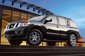 nissan armada light bar used 2014 nissan armada suv pricing for sale edmunds