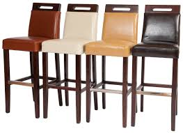 uk bar stools sandown smart leather bar stool contract furniture for restaurants