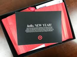 target beauty box january 2016 renewal box review hello subscription
