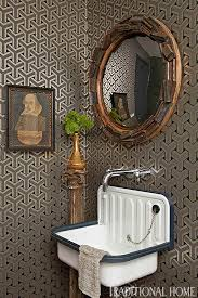 small powder bathroom ideas create a smashing powder room traditional home