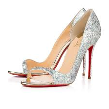 wedding shoes harrods christian louboutin toboggan glitter multi louboutin