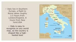 Rome On World Map Italy Marta Nieborak Alex Coppinger Carmela Villasenor Ppt
