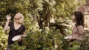 beautiful garden movie melancholia by lars von trier