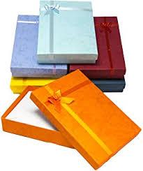 gift box bows beadnova 2pcs rectangle jewelry gift boxes bow knot