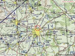 map of leipzig leipzig mockau airport airfield directory