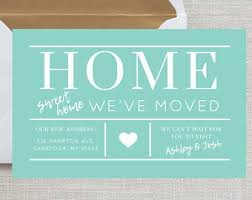 we moved card template moving announcement card we u0027ve