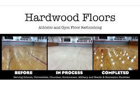 Hardwood Floor Resurfacing Peterson Floor Surfacing Quality Gymnasium And Sport Floor