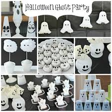 halloween ghost party organize and decorate everything
