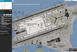 Hartsfield Jackson Atlanta International Airport Map by Github Mkyung Flightradar24 Airport Overlay An Addon To Label