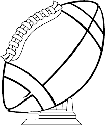 coloring pages football coloring pages getcoloringpages football