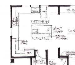 kitchen island cabinet plans kitchen island size forn typical garbage can sizekitchen guide