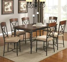 Most Comfortable Dining Room Chairs Dining Table White Metal Dining Room Chairs Lyle Metal Dining
