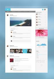 Best Ui Resume by 9 Best Feeds Images On Pinterest Dashboard Design Interface