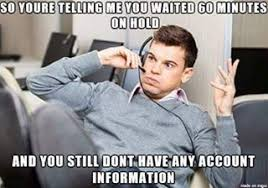 Call Centre Meme - when you ponder the future of the human race call center humor