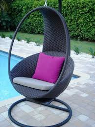 luxury outdoor hanging chair with stand 54 for office tables and