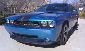 Dodge Challenger Mods - 2010 dodge challenger srt8 b5 blue supercharger pictures mods