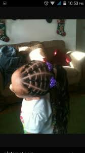 simple hairstyles with one elastic simple hairstyles rubber band rows hairstyles for little girls