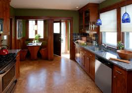 Cork Flooring In Kitchen by Cork Flooring